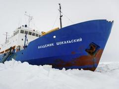 Global Warming Researchers Rescued From Antarctic Ice
